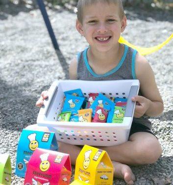 Summer Fun with FreeYumm Snacks – #ShareTheYumm